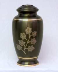 Charcoal Cremation Urn